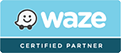 Waze Certified Badge